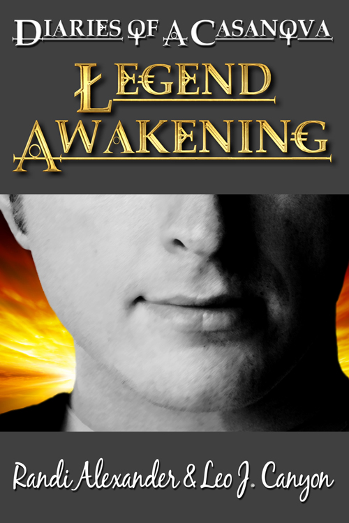 Legend Awakening 25% off at All Romance eBooks