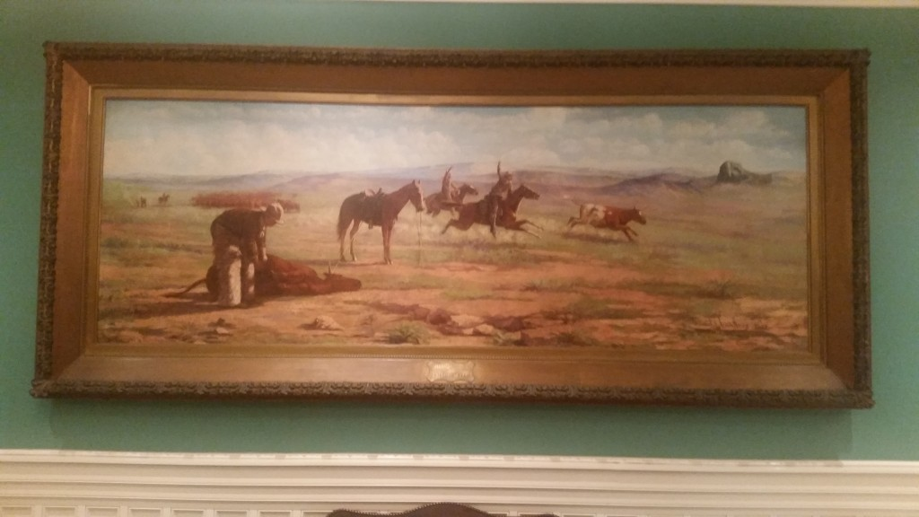 """Venting Cattle on the Frisco System""  F.L. Van Ness"
