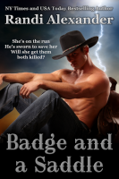 Badge and a Saddle by Randi Alexander