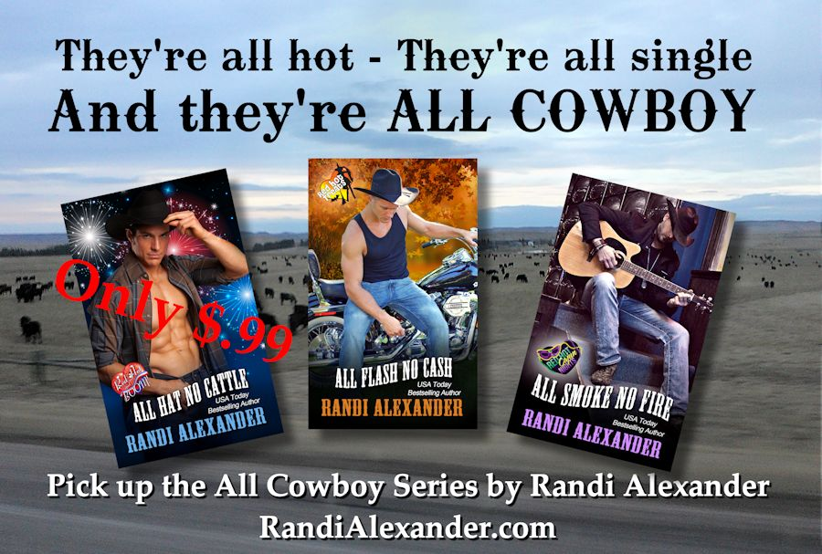 All Hat No Cattle by Randi Alexander